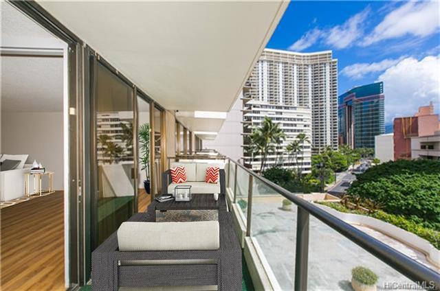 1860 Ala Moana Boulevard #805, Honolulu, HI 96815 (MLS #201828201) :: Hawaii Real Estate Properties.com