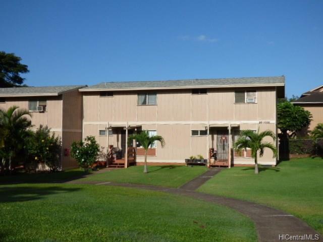 98-1356 Nola Street C, Pearl City, HI 96782 (MLS #201828376) :: Keller Williams Honolulu