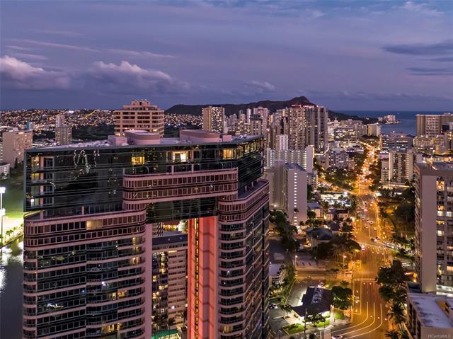 1888 Kalakaua Avenue Ph3802, Honolulu, HI 96815 (MLS #201828425) :: Elite Pacific Properties