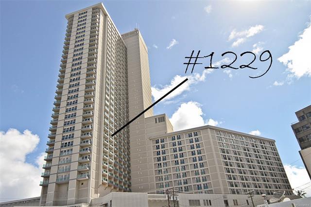 410 Atkinson Drive #1229, Honolulu, HI 96814 (MLS #201828711) :: Yamashita Team