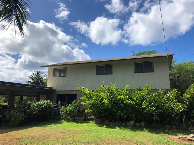 85-289 Mahinaau Road, Waianae, HI 96792 (MLS #201828771) :: Elite Pacific Properties