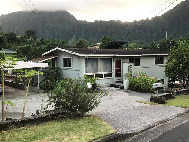 45-530 Kuuipo Place, Kaneohe, HI 96744 (MLS #201828784) :: The Ihara Team