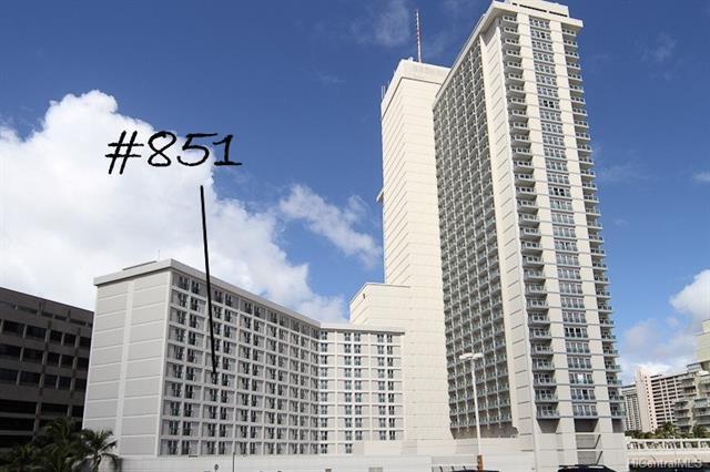 410 Atkinson Drive #851, Honolulu, HI 96814 (MLS #201828944) :: Yamashita Team
