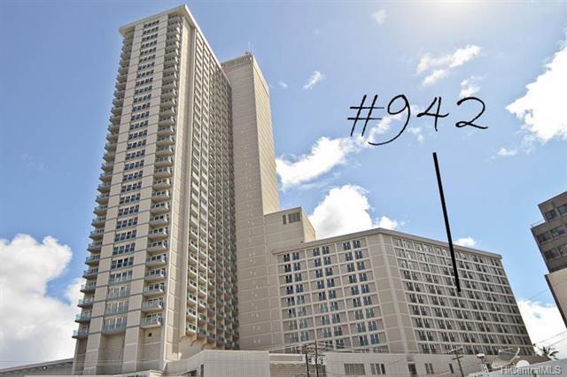 410 Atkinson Drive #942, Honolulu, HI 96814 (MLS #201828949) :: Yamashita Team