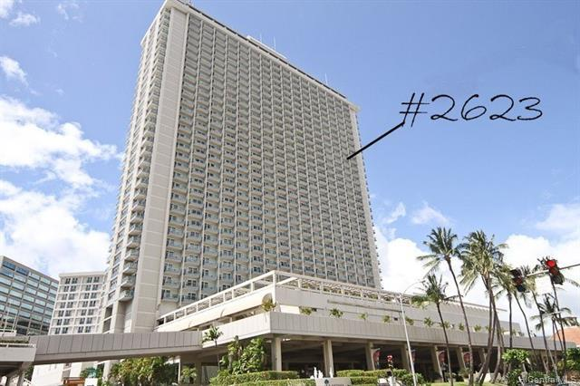 410 Atkinson Drive #2623, Honolulu, HI 96814 (MLS #201829009) :: Yamashita Team
