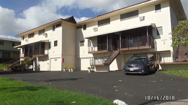98-506 Kaonohi Street 48-2, Aiea, HI 96701 (MLS #201829090) :: Elite Pacific Properties