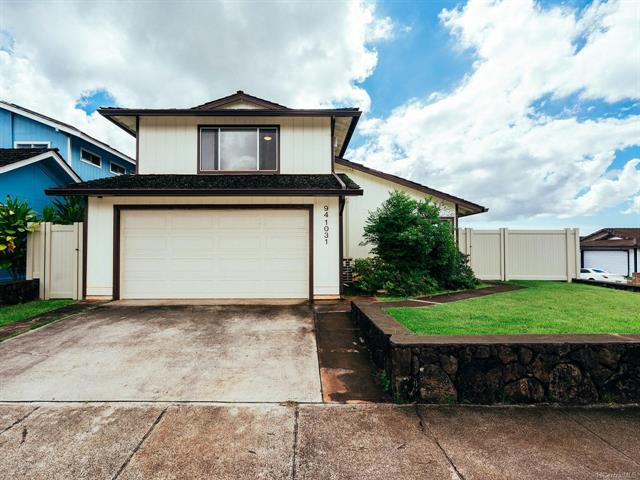 94-1031 Kahimoe Place, Waipahu, HI 96797 (MLS #201829110) :: Elite Pacific Properties