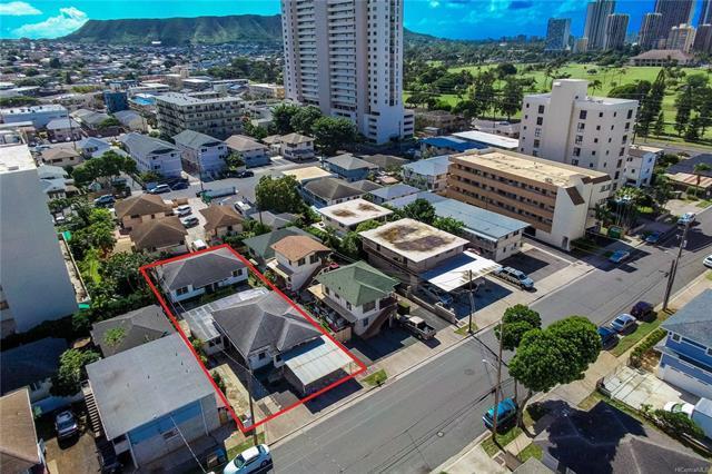 747 Lukepane Avenue, Honolulu, HI 96816 (MLS #201829162) :: Elite Pacific Properties