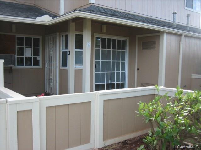 91-1030F Makaaloa Street 8F, Ewa Beach, HI 96706 (MLS #201829340) :: Hardy Homes Hawaii