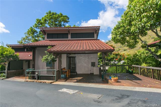 1487 Hiikala Place #16, Honolulu, HI 96816 (MLS #201829406) :: Elite Pacific Properties