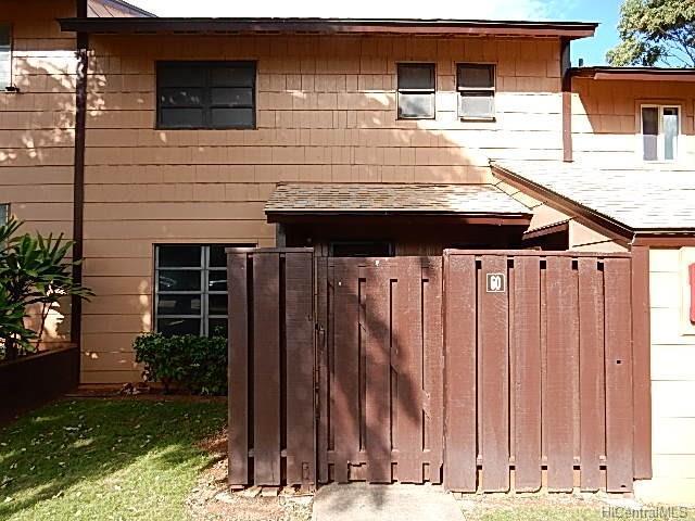 92-1335 Panana Street #60, Kapolei, HI 96707 (MLS #201829421) :: Keller Williams Honolulu