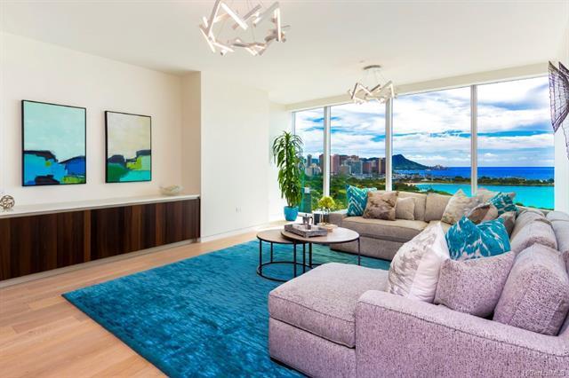 1118 Ala Moana Boulevard #1502, Honolulu, HI 96814 (MLS #201829429) :: Hawaii Real Estate Properties.com