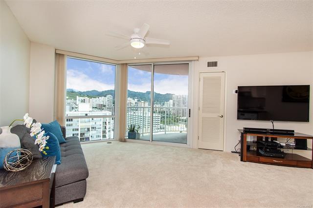 801 S King Street #2409, Honolulu, HI 96813 (MLS #201829453) :: Hawaii Real Estate Properties.com