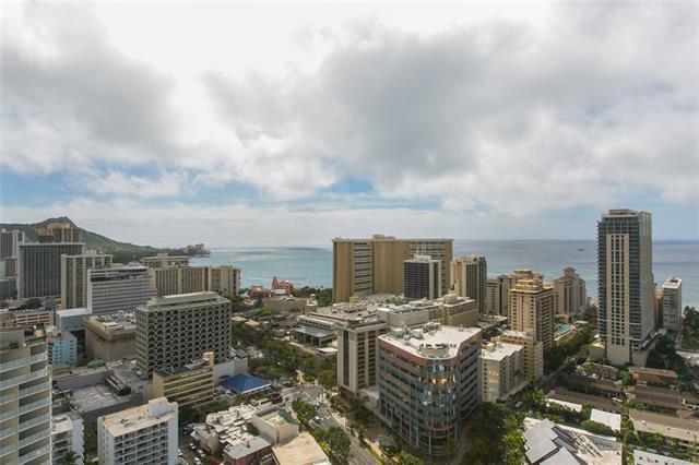383 Kalaimoku Street #3405, Honolulu, HI 96815 (MLS #201829519) :: Elite Pacific Properties