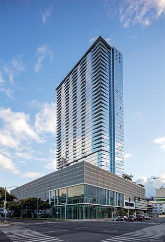 888 Kapiolani Boulevard #3508, Honolulu, HI 96813 (MLS #201829570) :: Hawaii Real Estate Properties.com