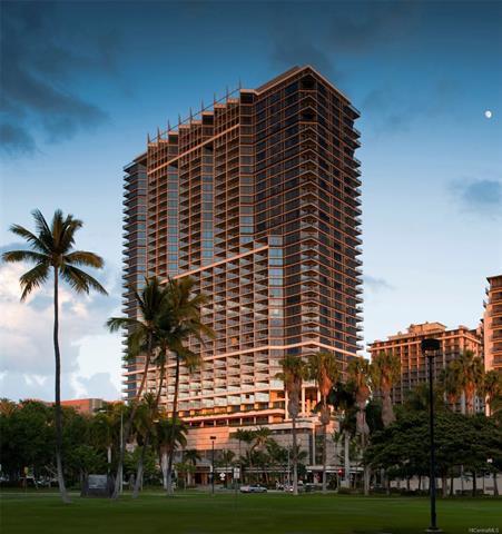 223 Saratoga Road #1907, Honolulu, HI 96815 (MLS #201829608) :: Elite Pacific Properties