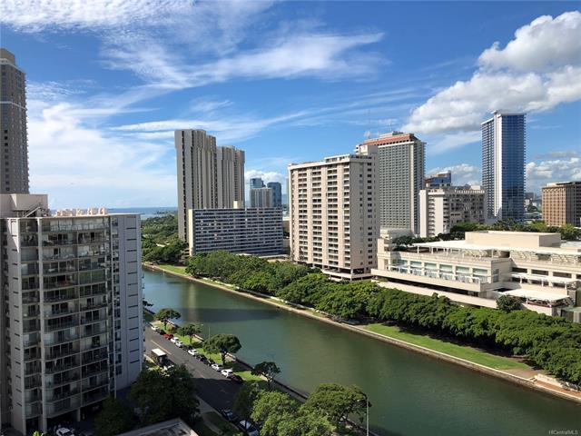 1717 Ala Wai Boulevard #1707, Honolulu, HI 96815 (MLS #201829615) :: The Ihara Team