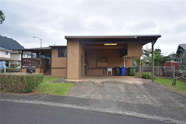 45-401 Leleua Loop, Kaneohe, HI 96744 (MLS #201829693) :: Keller Williams Honolulu
