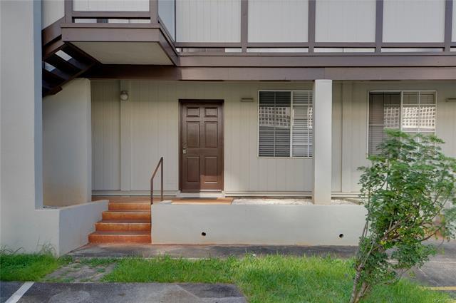 98-282 Kaonohi Street #105, Aiea, HI 96701 (MLS #201829701) :: Keller Williams Honolulu