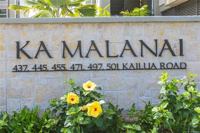 497 Kailua Road #2103, Kailua, HI 96734 (MLS #201829730) :: Hawaii Real Estate Properties.com