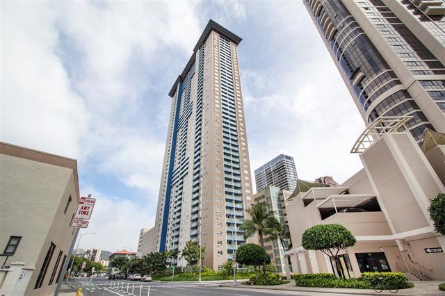 801 South Street #1805, Honolulu, HI 96813 (MLS #201829798) :: Hawaii Real Estate Properties.com