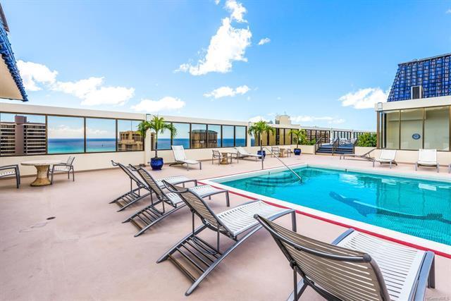 400 Hobron Lane #1705, Honolulu, HI 96815 (MLS #201829869) :: Elite Pacific Properties
