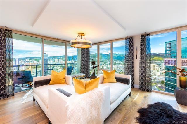 1837 Kalakaua Avenue #3005, Honolulu, HI 96815 (MLS #201829909) :: Elite Pacific Properties