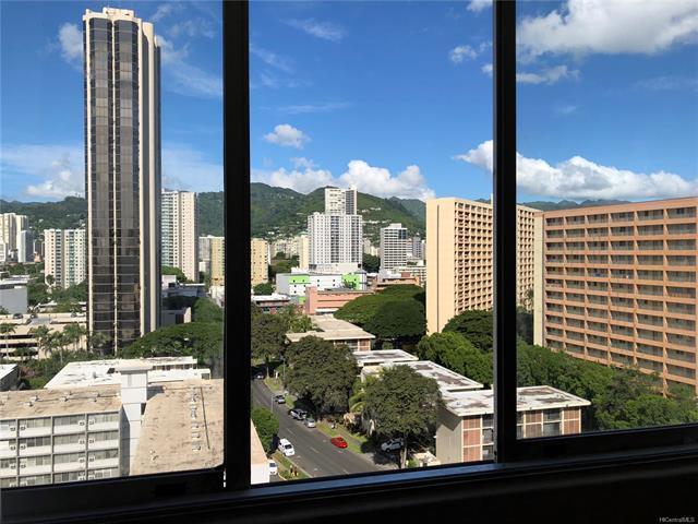 1560 Kanunu Street #1421, Honolulu, HI 96814 (MLS #201829926) :: Hawaii Real Estate Properties.com