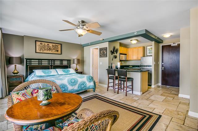 134 Kapahulu Avenue #622, Honolulu, HI 96815 (MLS #201829962) :: Elite Pacific Properties