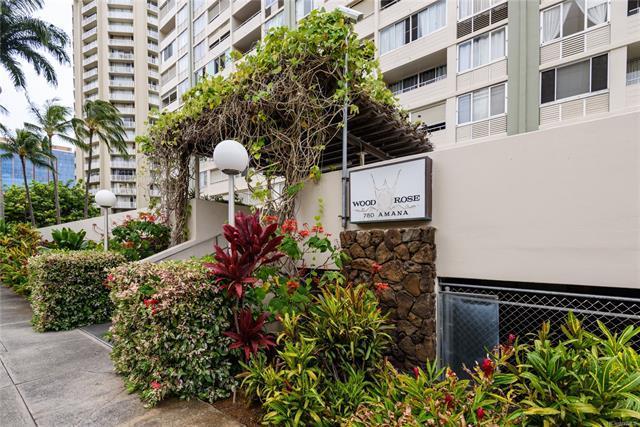 780 Amana Street #1707, Honolulu, HI 96814 (MLS #201829981) :: Hawaii Real Estate Properties.com