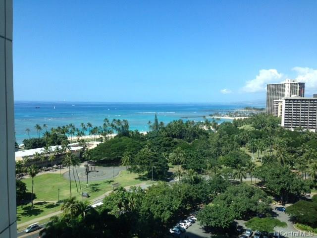 223 Saratoga Road #1603, Honolulu, HI 96815 (MLS #201829991) :: Elite Pacific Properties