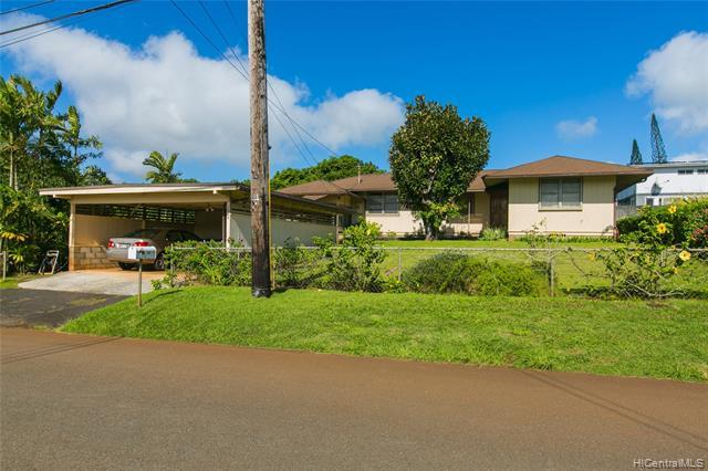 1684 Nakula Street, Wahiawa, HI 96786 (MLS #201830355) :: Keller Williams Honolulu