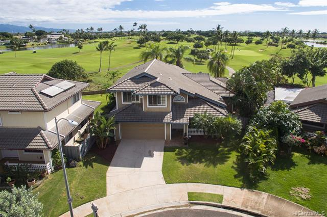 91-201 Oaniani Place, Kapolei, HI 96707 (MLS #201830361) :: The Ihara Team