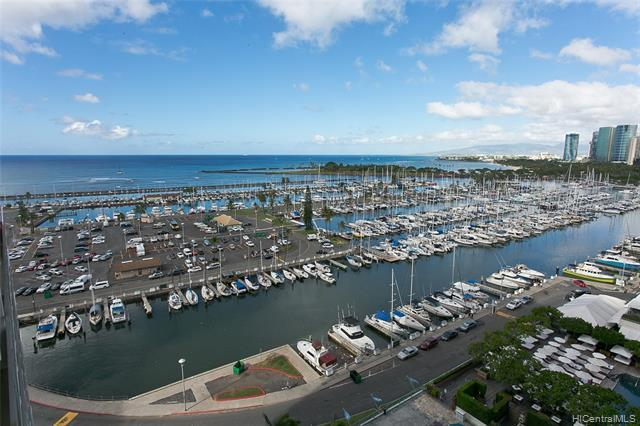 1777 Ala Moana Boulevard #1335, Honolulu, HI 96815 (MLS #201830729) :: Team Lally