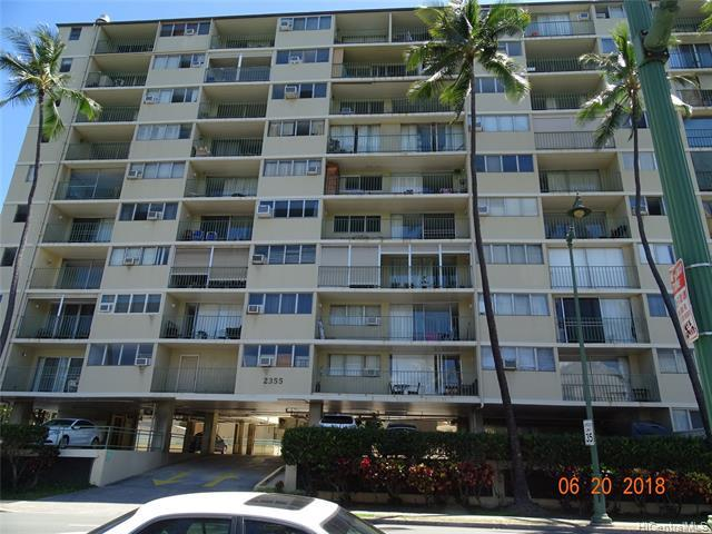 2355 Ala Wai Boulevard #201, Honolulu, HI 96815 (MLS #201830829) :: Team Lally