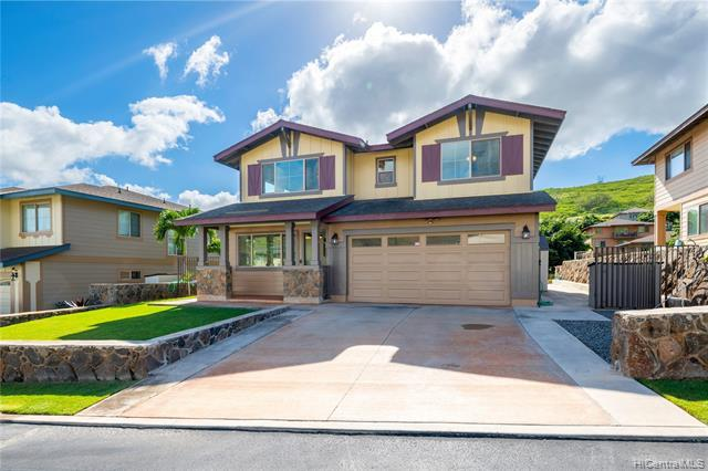 92-1446 Makakilo Drive, Kapolei, HI 96707 (MLS #201830854) :: Elite Pacific Properties