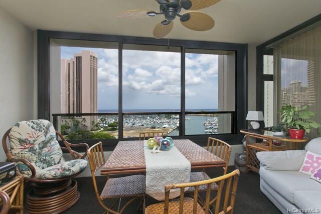 1650 Ala Moana Boulevard #1213, Honolulu, HI 96815 (MLS #201831035) :: RE/MAX PLATINUM