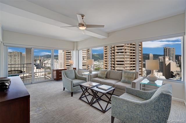 1777 Ala Moana Boulevard #2509, Honolulu, HI 96815 (MLS #201831064) :: Elite Pacific Properties