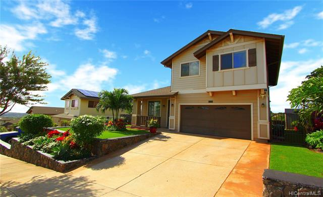 92-734 Kuhoho Street, Kapolei, HI 96707 (MLS #201831081) :: Elite Pacific Properties