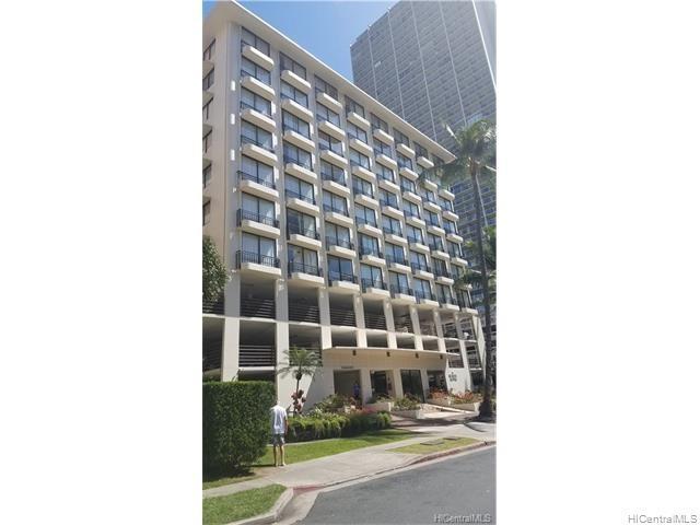 440 Seaside Avenue #905, Honolulu, HI 96815 (MLS #201831090) :: Elite Pacific Properties