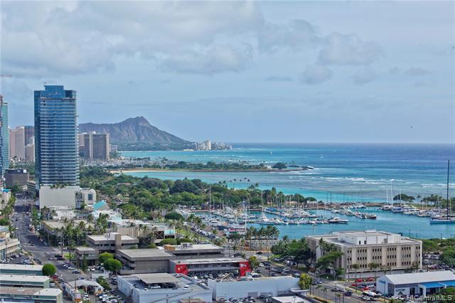 600 Ala Moana Boulevard #2303, Honolulu, HI 96813 (MLS #201831241) :: RE/MAX PLATINUM