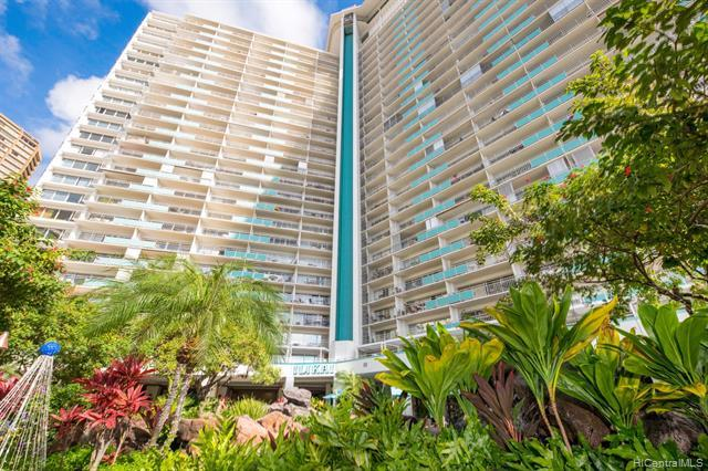 1777 Ala Moana Boulevard #2441, Honolulu, HI 96815 (MLS #201831262) :: The Ihara Team