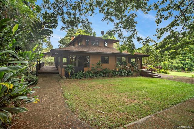 48-249 Waiahole Valley Road, Kaneohe, HI 96744 (MLS #201831330) :: Hawaii Real Estate Properties.com