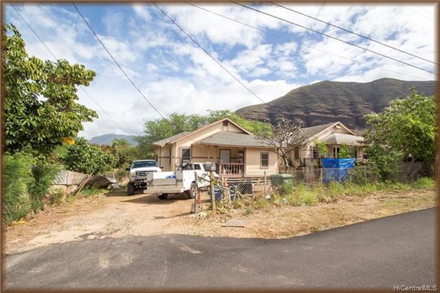 87-1570 Kapiki Road, Waianae, HI 96792 (MLS #201831351) :: Yamashita Team