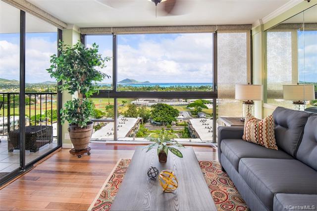 322 Aoloa Street #1507, Kailua, HI 96734 (MLS #201831358) :: Team Lally