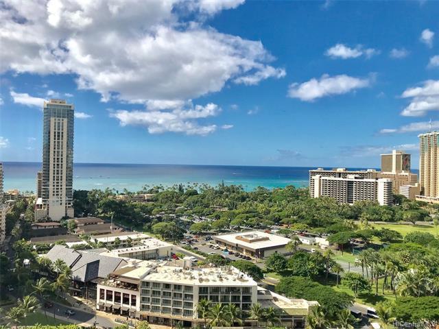 2120 Lauula Street #2101, Honolulu, HI 96815 (MLS #201831373) :: RE/MAX PLATINUM