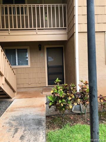 98-1372 Koaheahe Place #169, Pearl City, HI 96782 (MLS #201831393) :: Yamashita Team