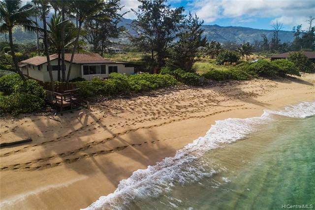 68-781 Crozier Drive, Waialua, HI 96791 (MLS #201831547) :: Team Lally