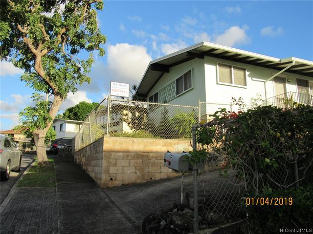 1532 Hanai Loop, Honolulu, HI 96817 (MLS #201831730) :: The Ihara Team
