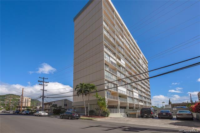 1215 Alexander Street #201, Honolulu, HI 96826 (MLS #201831830) :: Team Lally